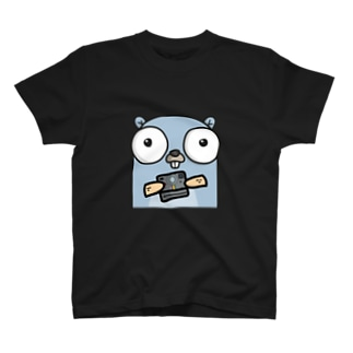 Camera Gopher T-shirts