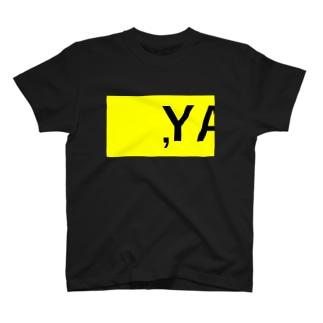 ,YA?? T-shirts