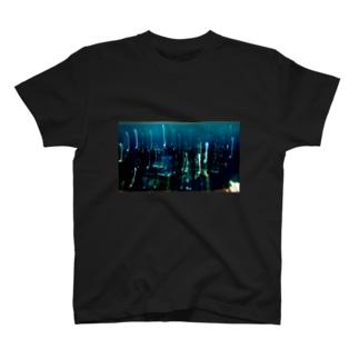 夜とライト T-shirts
