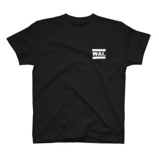 WAIT(ワンポイント) T-shirts