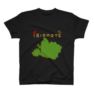 IRIOMOTE 西表島の大地 T-shirts