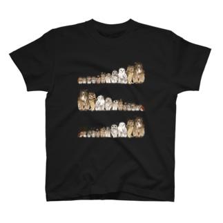せのじゅんフクロウ T-Shirt