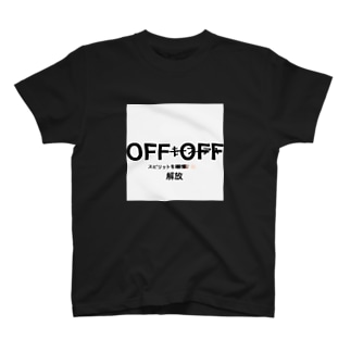 OFF+OFF T-shirts