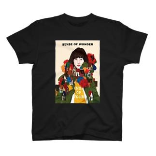 センスオブワンダー T-shirts