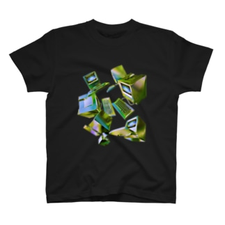 Interlaced T-shirts