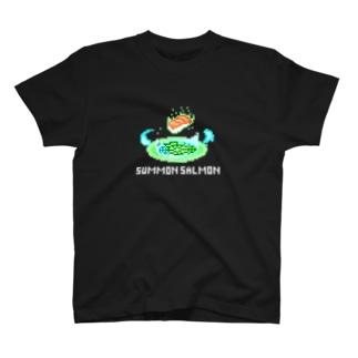 サモンサーモン T-shirts