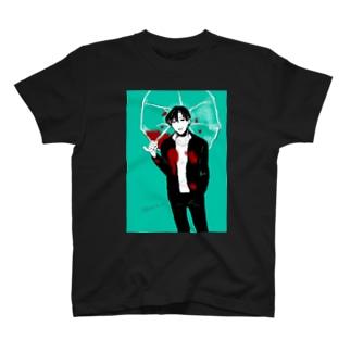 生贄君Tシャツ T-shirts