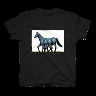 飯屋工房のスレイプニル T-shirts