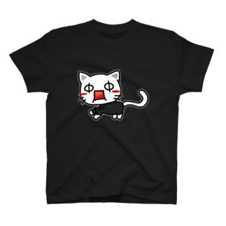 もみねこタマグッズ1 T-shirts