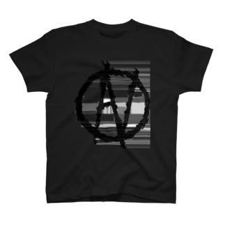ANロゴ T-shirts
