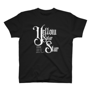 KIN48黄色い太陽の星 T-Shirt