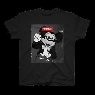 ERRORのERROR《夢は買えserious》 めいん T-shirts