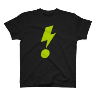 CUT IN Lightning T-shirts