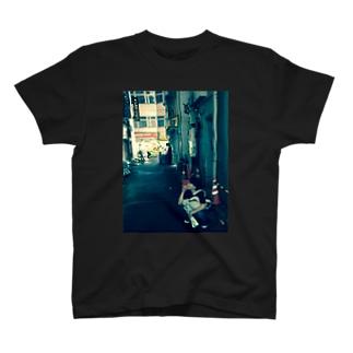 吉野(エモ)Tシャツ T-shirts