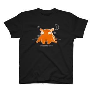 CT145 めんだこUFO T-shirts