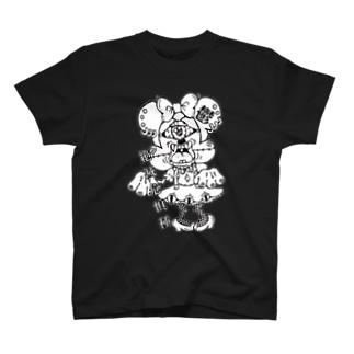 絶滅危惧種♀ T-shirts