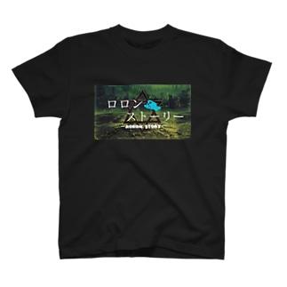 ロロストオリジナルTシャツ T-Shirt