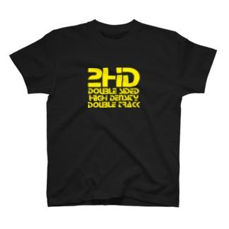 2HD T-shirts