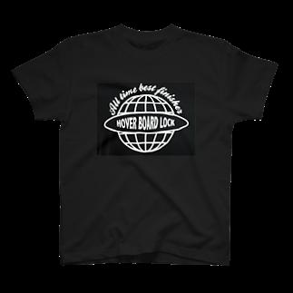 DROPOUTSのホバーボード T-shirts