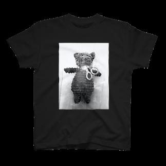 Dear my dear Patientsの可哀想なテディ T-shirts