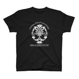 天秤(白ver) T-shirts