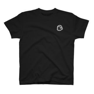 カメオ ソバカスボウズ白 T-shirts