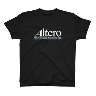 Altero Custom Guitars T-shirts