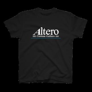 Altero_Custom_GuitarsのAltero Custom Guitars T-shirts