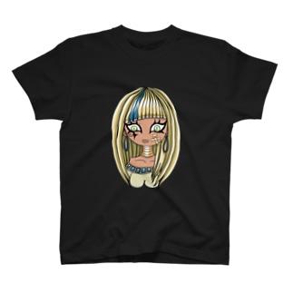 古代エジプト風ギャル T-shirts