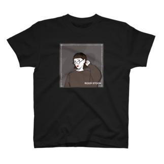 ガールズイラスト T-shirts