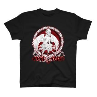 岩村月子の理想天使:マスクver T-shirts
