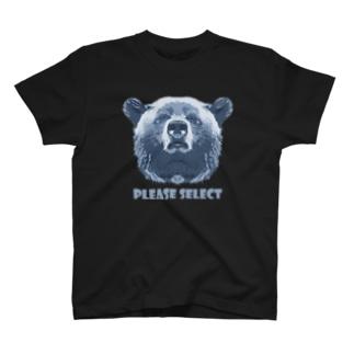 Please select bear T-shirts