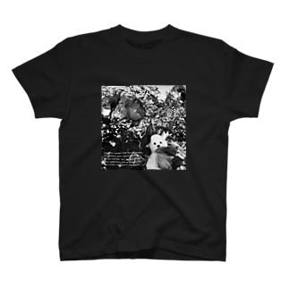 かっこいいいぬけんT T-shirts