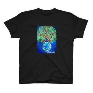 求愛 T-shirts