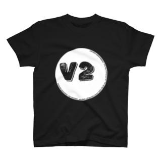 V2 LIVE at YOKOHAMA 7th Ave T-shirts