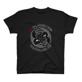 ファフニール&ミドガルズオルム T-shirts
