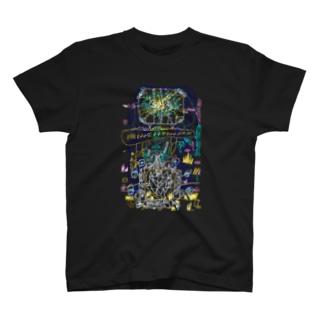 akiowatanabe No.01 T-shirts