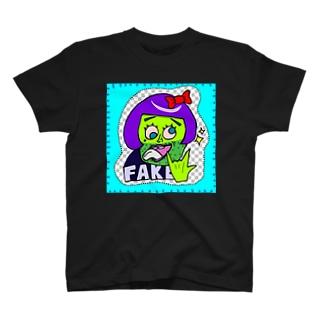 フェイク!! T-shirts