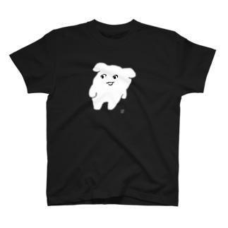 よよ(くろ) T-shirts