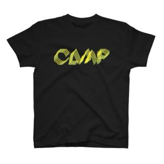 CAMPCAMPCAMP T-shirts