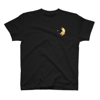 ちょうちょとライオン T-shirts