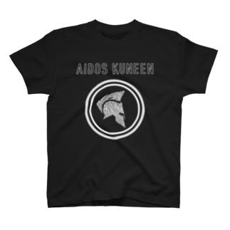 AIDOS KUNEEN ロゴ T-shirts