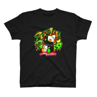 せりこ×しらなみ コラボ T-shirts