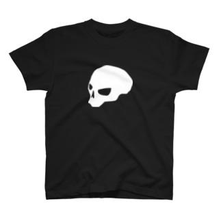どくろおらおらくん T-shirts