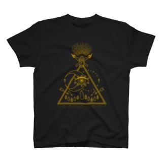 shaman(金) T-shirts