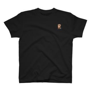 ワンポイントしばふ T-shirts