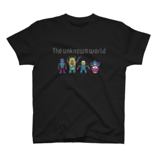 the unknown world T-shirts