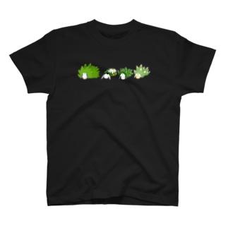 うみのいきもののモウミウシず T-shirts