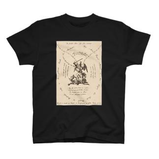 大天使ミカエル T-shirts
