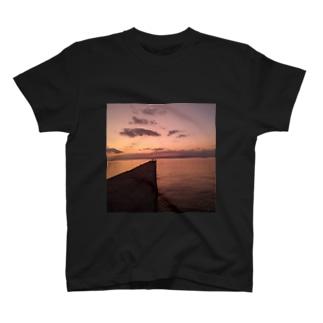 モエル西桟橋 T-shirts